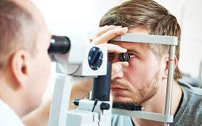 Image result for eye exam