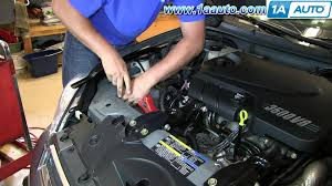 2008 chevy equinox door wiring harness also 2005 chevy impala shift Car Door Wiring Harness Grommet how to install replace dead battery 2006 12 chevy impala youtube rh youtube com