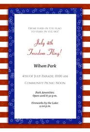 patriotic invitations templates patriotic free 4th of july invitation template greetings island