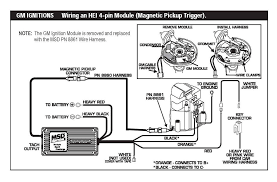 msd hei a jpg chevy hei distributor wiring diagram solidfonts gm hei wiring automotive diagrams diagram