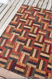 Best 25+ Rail fence quilt ideas on Pinterest | Baby quilt patterns ... & Rail fence with Kansas Troubles fabric Adamdwight.com