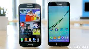Samsung Galaxy S4 Comparison Chart Galaxy S6 Vs Galaxy S4 Comparison Is The Big Upgrade Really