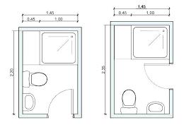 small bathroom sizes average bathroom size dimensions small bathroom average size of a throughout toilet plan