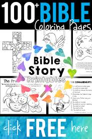 This skill will be in use at the school. Bible Coloring Pages