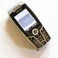Old Cell Phones - Siemens S65 ...