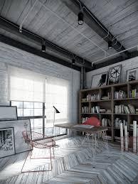 Modern Industrial Home Decor Model Unique Ideas