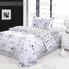 dog print bedding sets cotton bed sheets bedspread kids cartoon twin size children toddler baby quilt duvet cover bedroom linen kid bedding bedding sheets