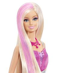 Barbie Hairstyles 55 Best Barbie Long Hair With Color Change Beauty Fashion Doll Buy Barbie
