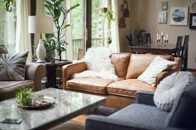 decorating brown leather couches. Delighful Decorating Popular Of Light Brown Leather Sofa Decorating Ideas For Liv Intended Couches N