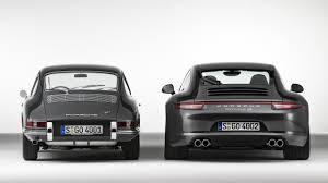 Who Designed The Porsche 911 Heres Every Single Generation Of Porsche 911 Top Gear