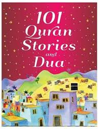 101 quran stories and dua hard cover