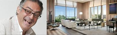 Top 100 UK Famous Interior Designers  Rabih Hage