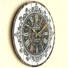 large office wall clocks. Office Clocks For Sale Large Wall Clock Tracery Vintage Rustic Shabby Chic Home Cafe Decor