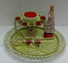 Indian Wedding Tray Decoration Engagement Ring Trays Decoration Ring Trays Ideas 50