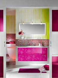 really cool bathrooms for girls. Plain Really Bathroom Girls Themes Double Stainless Steel Vessel Sinks Flower Pattern  Wall Sticker Brown Wooden Floating Vanity To Really Cool Bathrooms For B