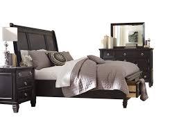 Ashley Greensburg 4PC Bedroom Set Cal King Sleigh Bed Dresser Mirror ...
