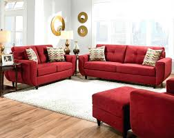 red and gold living room ideas semi minimal black