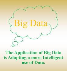intelligent use of big data
