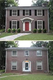 Home Exteriors Before And After Style Unique Decorating Design