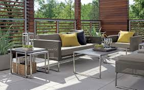 crate barrel outdoor furniture. View In Gallery Dune Sofa From Crate \u0026 Barrel Outdoor Furniture A