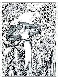 psychedelic coloring pages free psychedelic coloring pages for s photos mushroom of a psychedelic coloring book