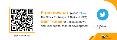 Stock Chart Thai The Stock Exchange Of Thailand Your Investment Resource