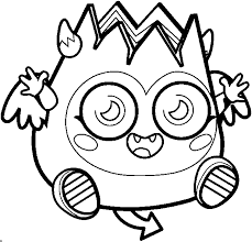 Moshi Monsters Drawing At Free For Personal Use