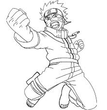Small Picture Naruto coloring pages attacking ColoringStar