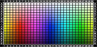 Uplighting Color Chart Led Uplighting Hire Essex Price List Disco Diamond London