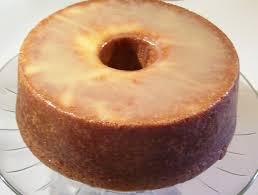 Old Fashioned Sour Cream Pound Cake Recipe