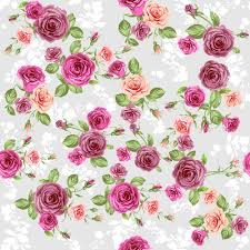 Rose Pattern New Creative Rose Pattern Design Graphics Vector Free Vector In Adobe