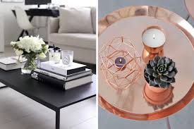 29 tips for a perfect coffee table styling