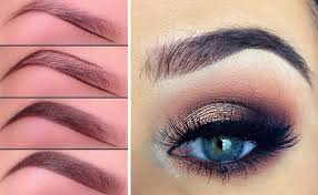 7 tips on how to shape your eyebrows yourself correctly
