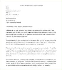 Medical Appeal Letters Medical Appeal Letters Best Ideas Of How To
