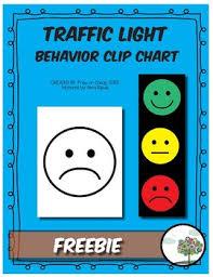 Stoplight Behavior Chart Templates Traffic Light Behavior Faces Worksheets Teaching Resources