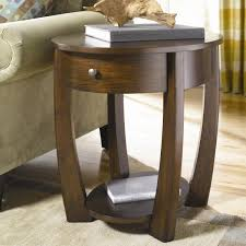 Nice Oval Drawer End Table
