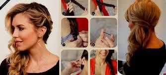 2019 Merveilleux Coiffure Cheveux Mi Long Sur Le Cote