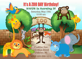 Free Printable Safari Birthday Invitations Birthday Invitation Zoo Birthday Party Invitations Invitation