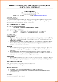 resumes for part time jobs parttime job resume inspiration part time job resumes examples