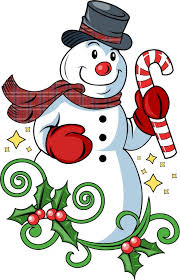 Image result for clipart of snowman