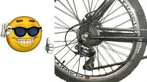 Люфт и шат, раскручивается колесо заднее или переднее, как ...