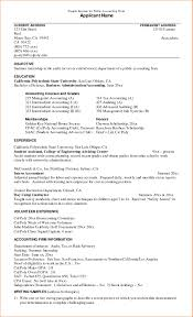 Sample Resume With Internship Experience On It Save Cover Letter