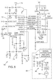 Electrical wiring system sensor smoke detector diagram