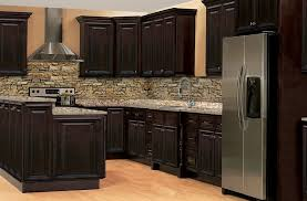 kitchens with dark brown cabinets. Rittenhouse Raised Panel \u2013 Dark Chocolate Kitchens With Brown Cabinets