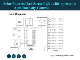 solar street light wiring diagram solar image solar powered led street light auto intensity control on solar street light wiring diagram