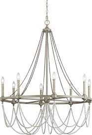 feiss f3332 8fwo dww beverly french washed oak distressed white wood chandelier lamp loading zoom