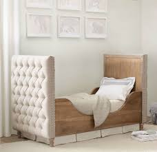 upscale baby furniture. High End Baby Furniture. View In Gallery Tufted Crib From Restoration Hardware Upscale Furniture E
