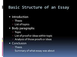 benjamin way creative writing overview  purpose of an essay  10 basic structure of an essay  introduction