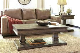 coffee table ashley furniture furniture round