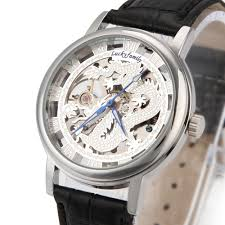lucky brand watches for men promotion shop for promotional lucky hot luxury brand dragon dial design high quality leather strap men automatic mechanical watch